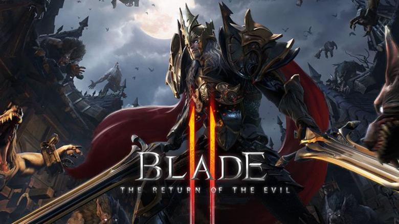 Новая корейская RPG «Blade II: The Return of Evil» обзаведётся английской озвучкой