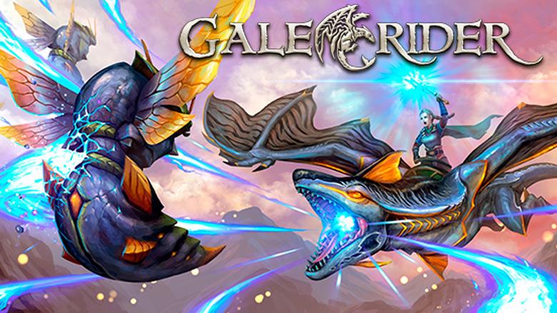 Оседлайте собственного дракона в октябре в «Galerider»