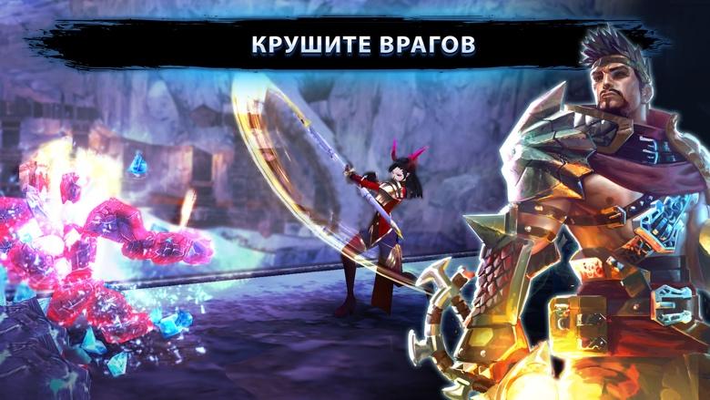 Встречайте «ChronoBlade», ролевой сайд-скролер от создателя «Diablo 2»