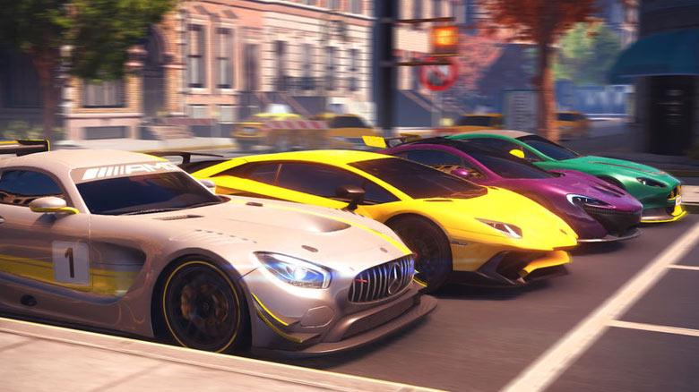 «Asphalt Street Storm Racing» – конкурент (или клон) CSR 2 от Gameloft