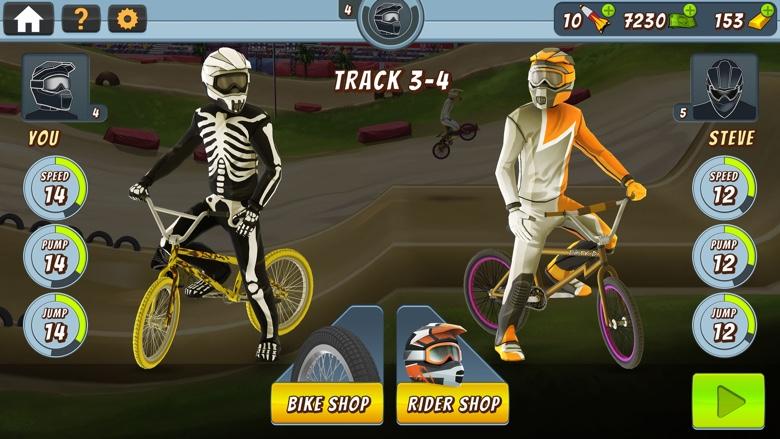 Состоялся софт-запуск «Mad Skills BMX 2», безумной гонки на BMX