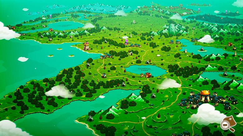 Замурчательная RPG с открытым миром «Cat Quest»