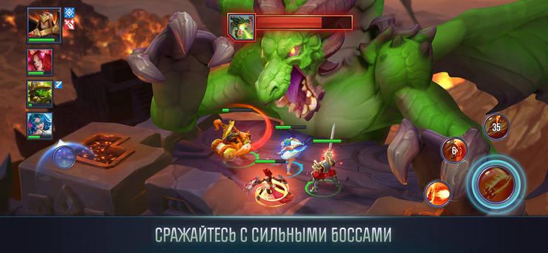 Стартовал глобальный запуск «Dungeon Hunter: Champions», новой игры от Gameloft