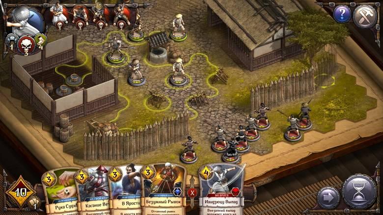 «Warbands: Bushido» – кроссплатформенный тактический варгейм в стиле настольных игр [+ розыгрыш промокода]