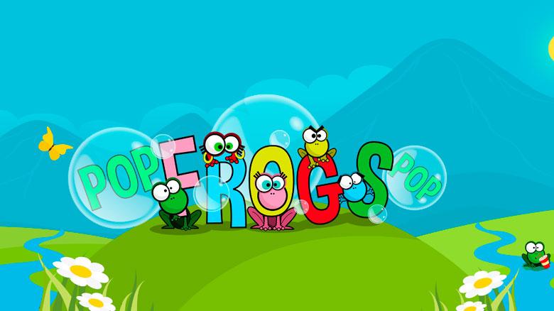 «Pop Frogs» — увлекательная казуальная головоломка от Legal Radiation & LSoft