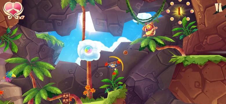 В AppStore появилась новая версия увлекательного платформера «Heroki» из-за отказа SEGA от прав на игру