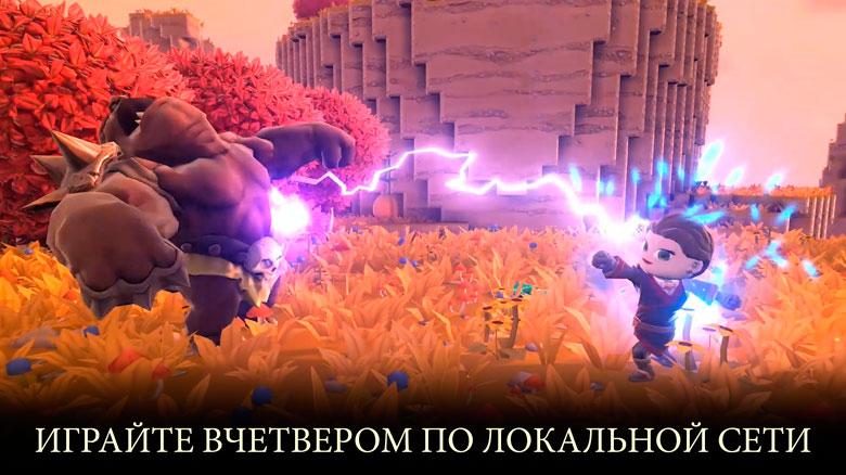 Порт великолепной «Portal Knights» от 505Games внезапно появился в AppStore