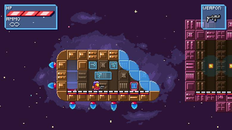 Хардкорный бесконечный платформер «Deep Space» от Crescentmoon Games доступен для загрузки