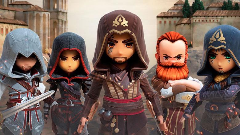Стартовал софт-запуск «Assassin's Creed Rebellion» от Ubisoft