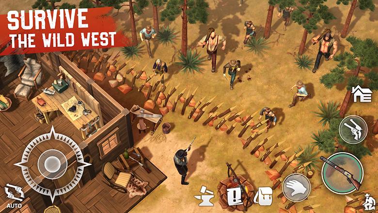 «Westland Survival»: как «укротить» Дикий Запад