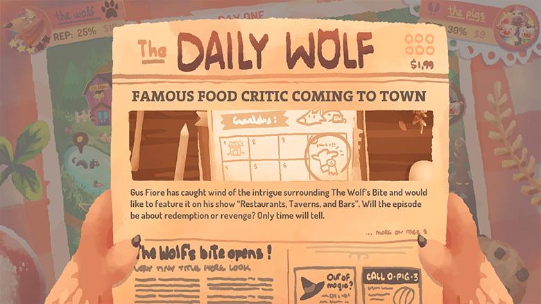 «The Wolf's Bite» – кто, кто в теремочке живет? Узнаем 12 апреля