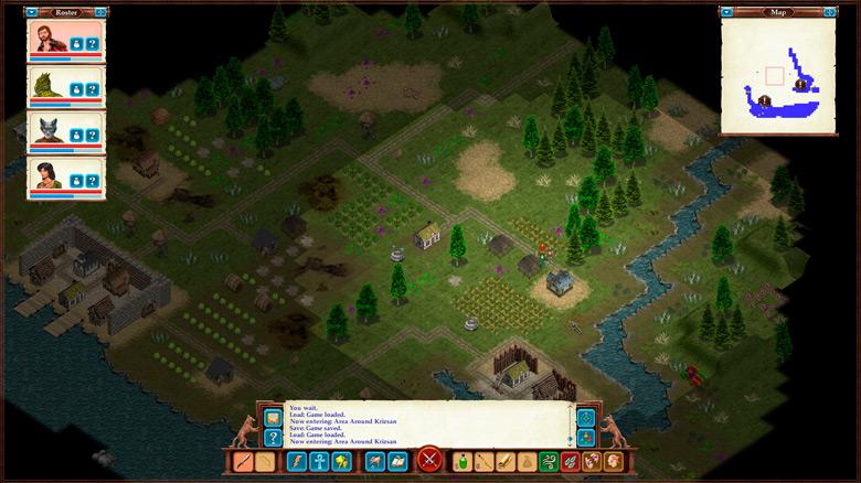 Анонс «Avernum 3: Ruined World»: приключения продолжаются