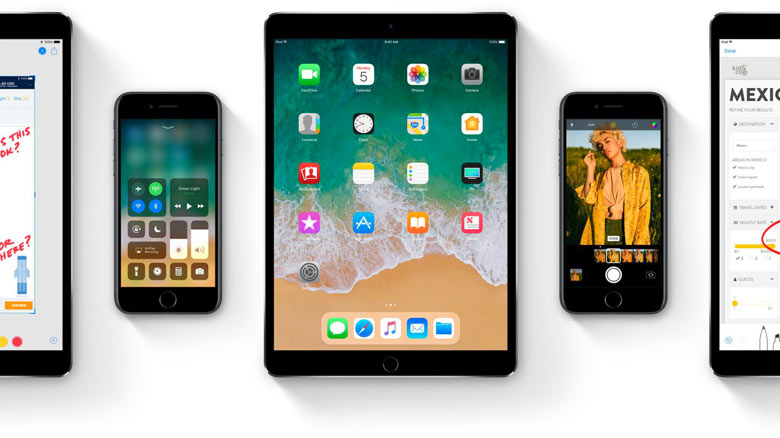 Вышла iOS 11.0.1