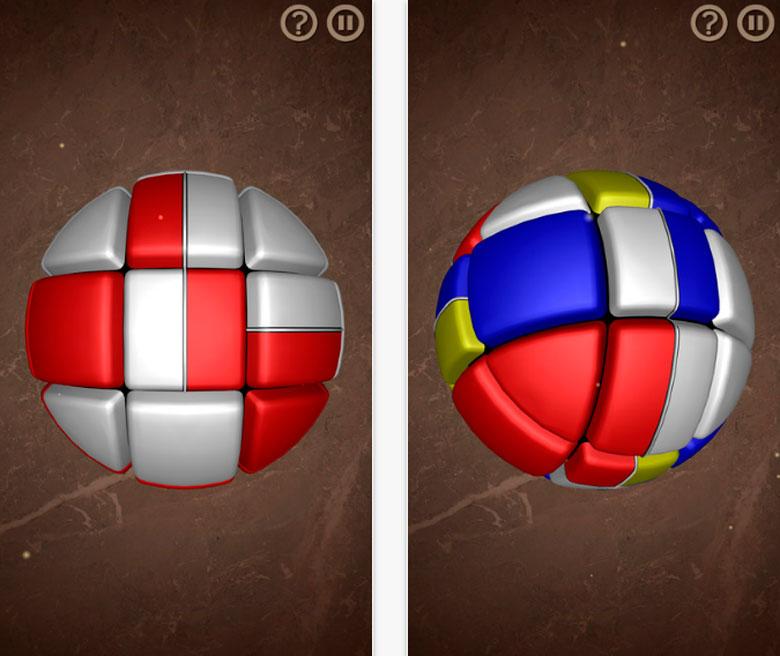 «Сфера Льва» – 3D головоломка, созданная на основе известнейшего венгерского куба Эрнё Рубика