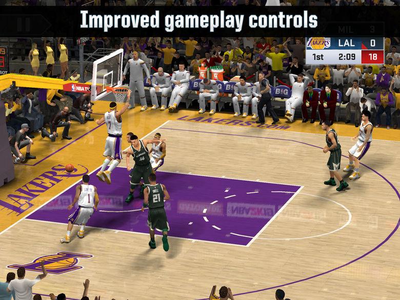 «NBA 2K19» – правильный симулятор баскетбола от 2K