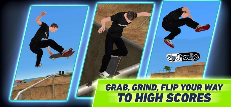 «Tony Hawk Skate Jam» – новая игра от легендарного скейтбордиста уже доступна в AppStore