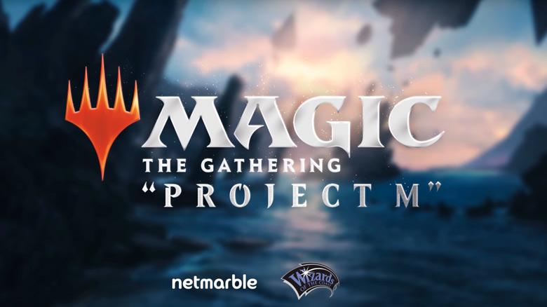 Анонс «Project M», новой игры по вселенной «Magic: The Gathering»