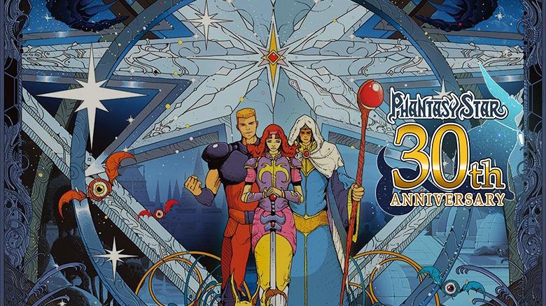 SEGA готовит новую игру в честь 30-летия серии «Phantasy Star»