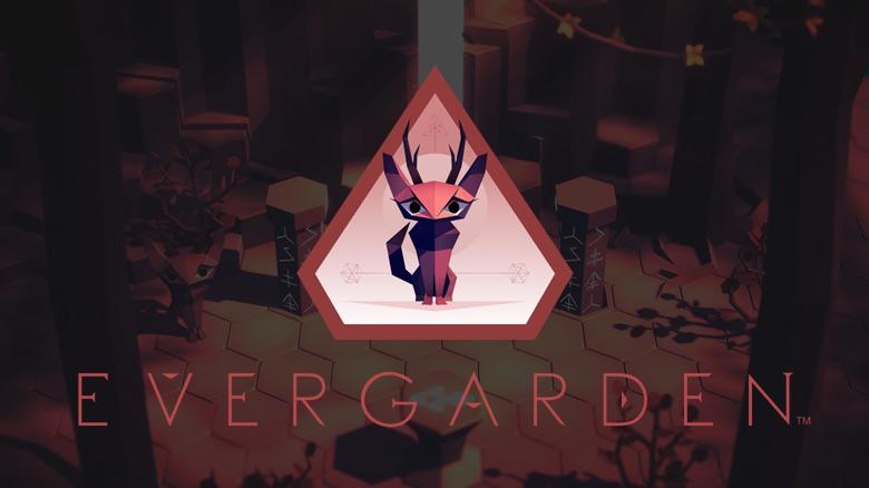 Расслабьтесь с медитативной головоломкой «Evergarden»