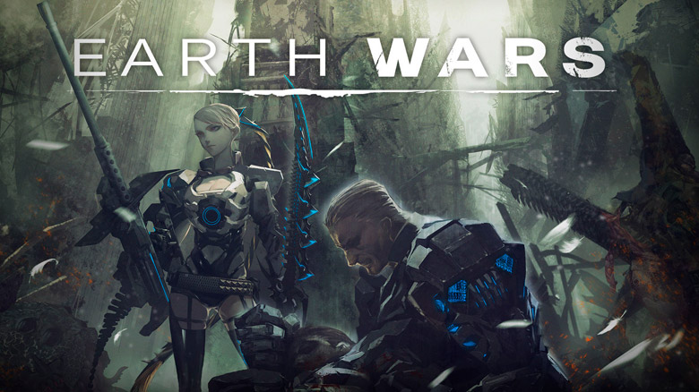 «Earth Wars» – «Gears Of War» по-японски [​РАЗЫГРЫВАЕМ ПРОМОКОД]