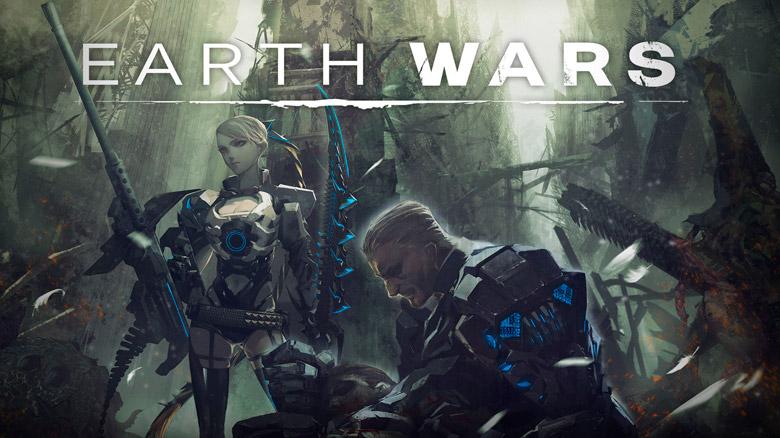 «Earth Wars» – «Gears Of War» по-японски [РАЗЫГРЫВАЕМ ПРОМОКОД]
