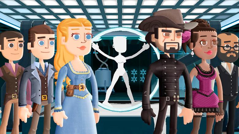 «Westworld» появилась в российском App Store: создайте свой идеальный мир Дикого Запада