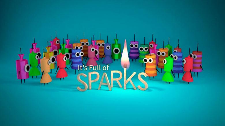 «It's Full of Sparks» готовится к релизу в этот четверг [предзаказ]