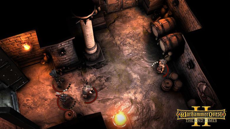 Perchang приглашает на бета-тест «Warhammer Quest 2: End Times»
