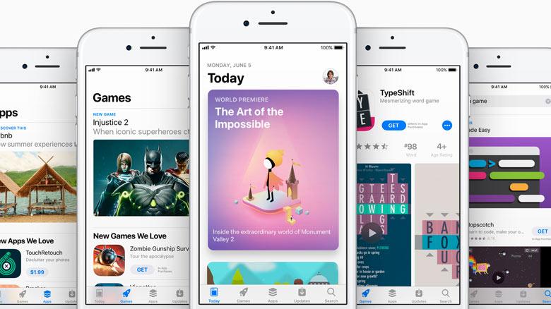 Продажи App Store устанавливают новые рекорды. 890 миллионов за предновогодние и новогодние праздники