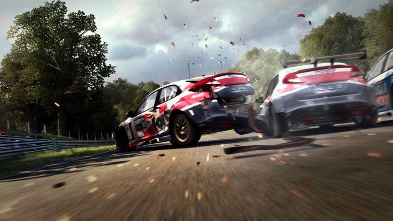 Выход мобильного порта шикарного гоночного симулятора GRID Autosport задерживается