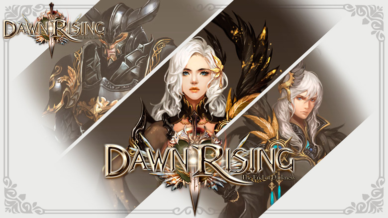 «Dawn Rising» — MMORPG с богатым гардеробом
