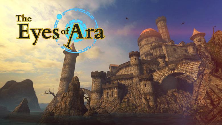 «The Eyes Of Ara» – тайны старого замка