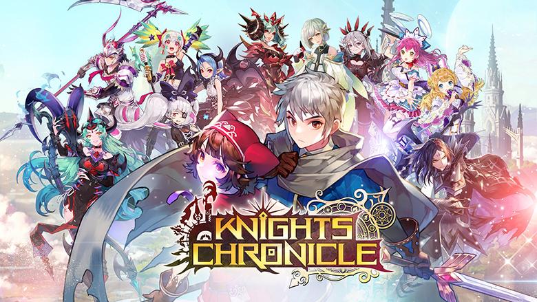«Knights Chronicle»: отряд девочек-чибиков уже готов к бою!