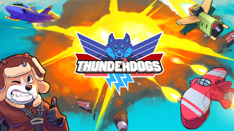 Многопользовательская аркада «Thunderdogs»: псы на виражах