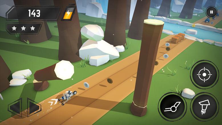 «Crashbots»: беги, робот, беги!