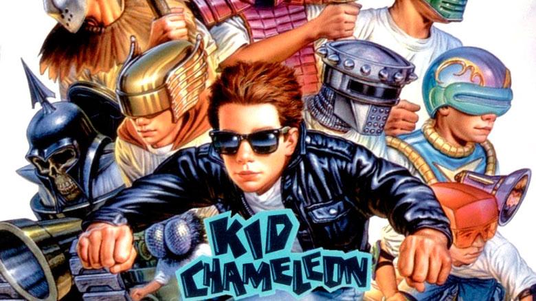 Порт «Kid Chameleon» от SEGA — хардкор 90-х