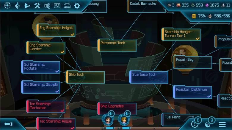 «Halcyon 6: Starbase Commander» – космическая RPG, в которой слились воедино игровые механики XCOM, FTL и не только