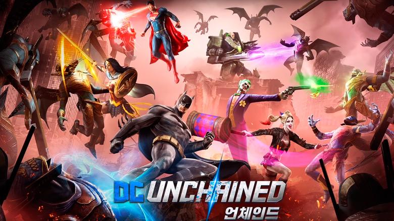 «DC Unchained» от Warner Brothers и 4:33: новые видео игрового процесса