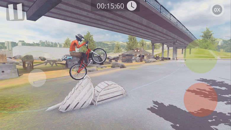 «Pedal Up!» – реалистичный симулятор велотрюков