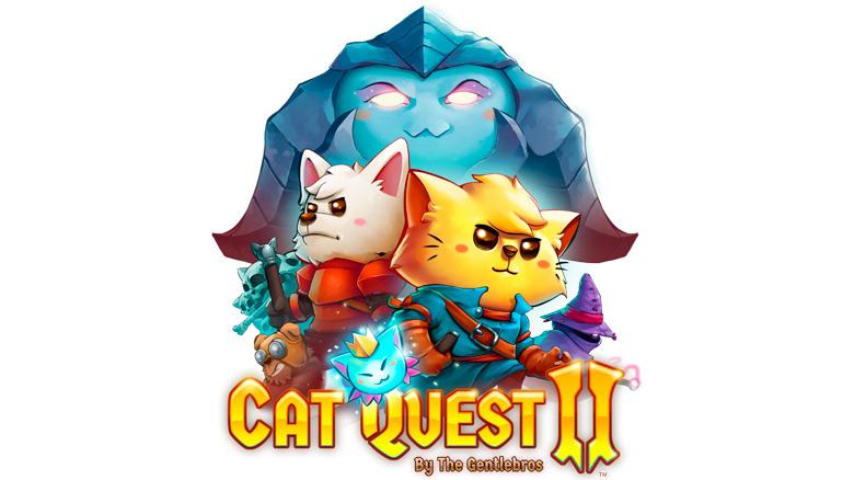 Новые подробности «Cat Quest 2: The Lupus Empire»: приключения котиков продолжаются!