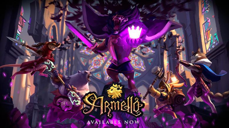 Состоялся мировой релиз стратегии «Armello»
