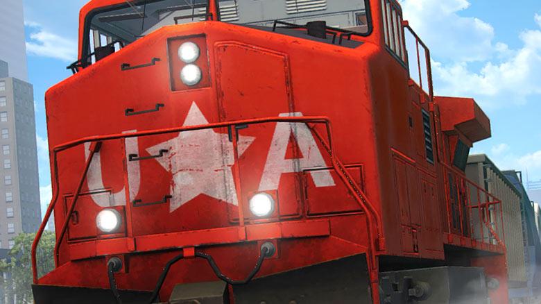«Train Simulator PRO 2018» – просто симулятор машиниста локомотива