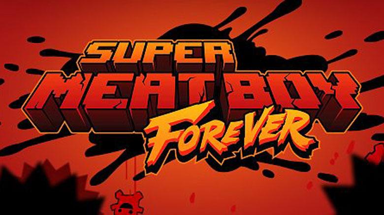 Проект «Super Meat Boy Forever» жив: Team Meat опубликовывала новый баннер игры
