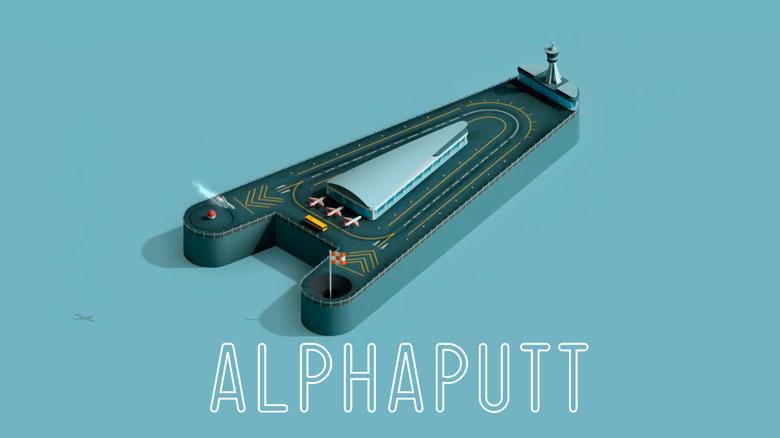 «Alphaputt» – минигольф от «A» до «Z»