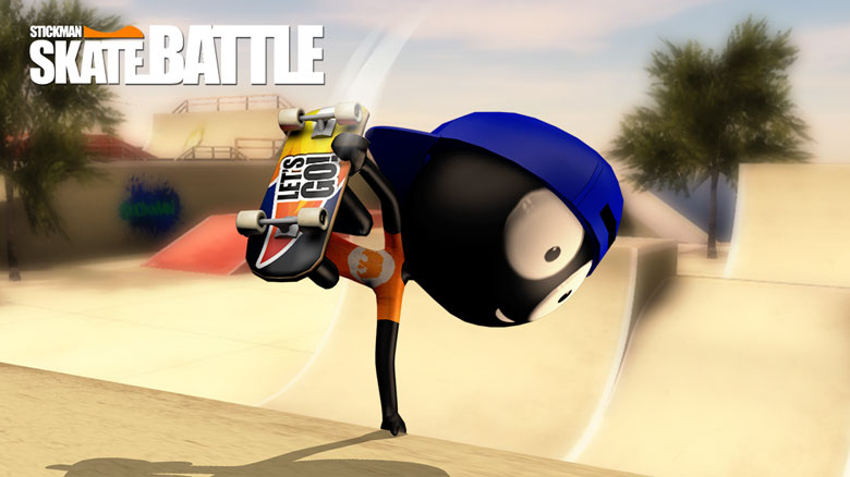 «Stickman Skate Battle» от Djinnworks GmbH добрался до релиза