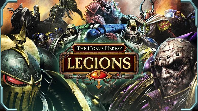 Стала известна дата выхода «The Horus Heresy: Legions», ККИ по вселенной Warhammer 40K