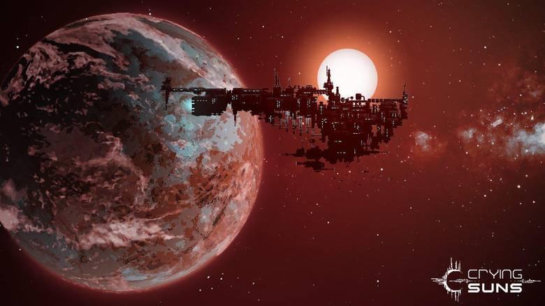 «Crying Suns» – стратегический космосим вдохновленный «FTL» выйдет на iPad