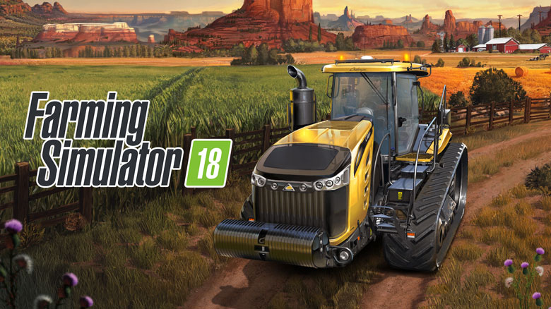 Вышла новая часть серии симуляторов фермерства «Farming Simulator 18»