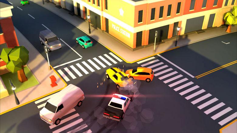 Релиз Reckless Getaway 2 – новой игры от создателей Space Marshals и серии Reckless Racing