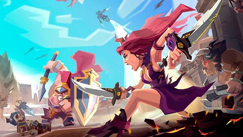 «Tactical Monsters Rumble Arena»: ролевая игра с боями в стиле «Героев Меча и Магии» стала доступна для загрузки в App Store